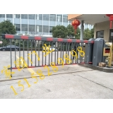 Shaoxing Keqiao installation of reinforced barrier type car stopper [road gate]